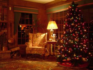 Christmas Time at Mimi's