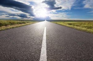 destination road